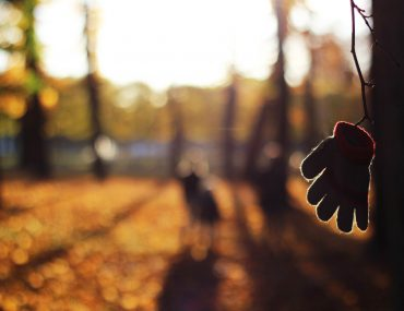 Handschuhe beim Trekking