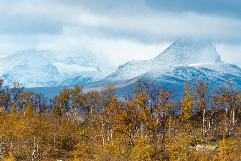 Berge-nordkalottleden-trekking