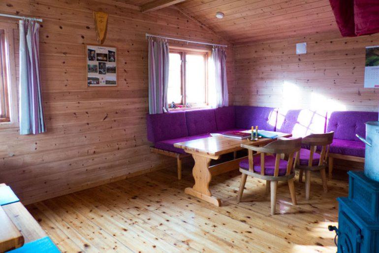 Goldahytta-Goldahuette-Wandern-Trekking-Norwegen