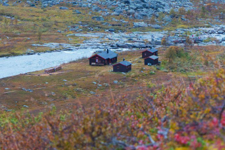 Huetten-Skandinavien-Norwegen-DNT-trekking