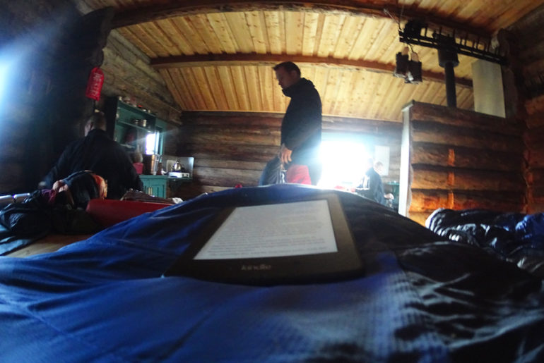 Kuokhimajärvi-aufwachen