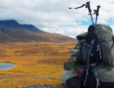 Lappland-Trekking-Wandern-Nordkalottleden