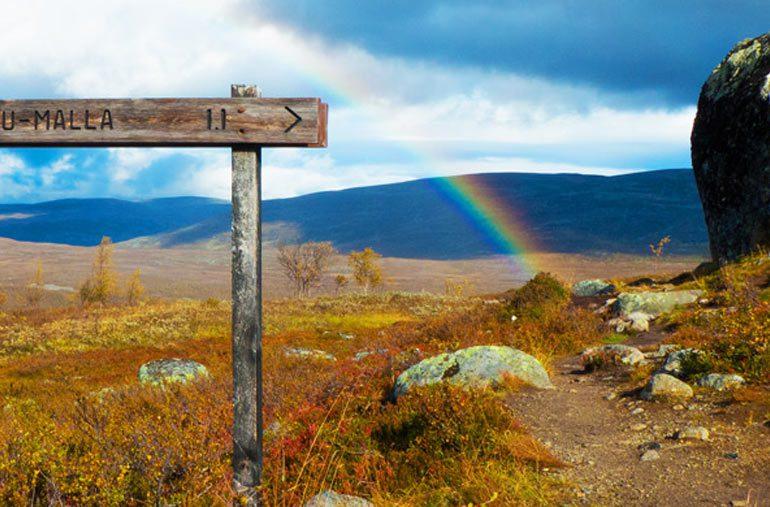 Nordkalottleden-abenteuer-lappland-trekking-wandern