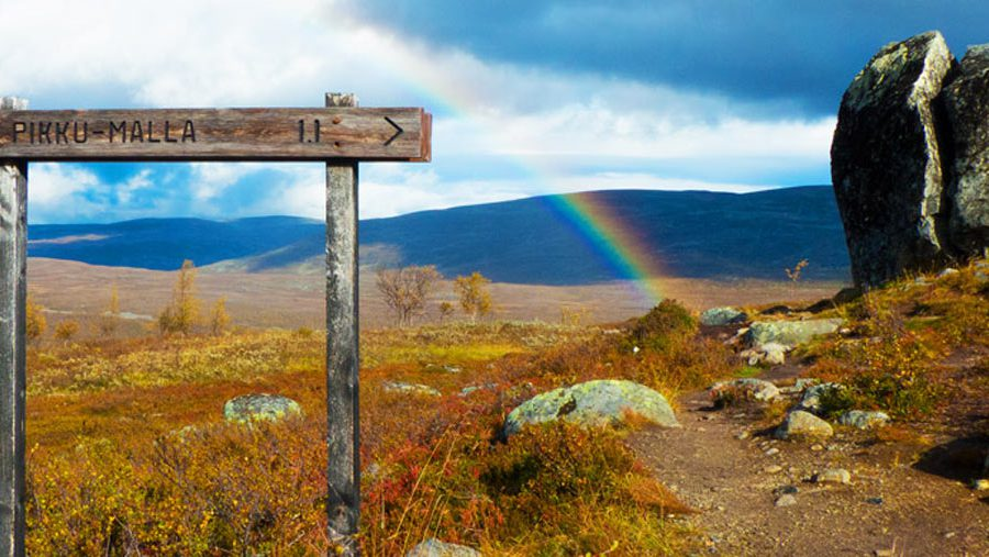 Abenteuer Lappland III – Der Nordkalottleden