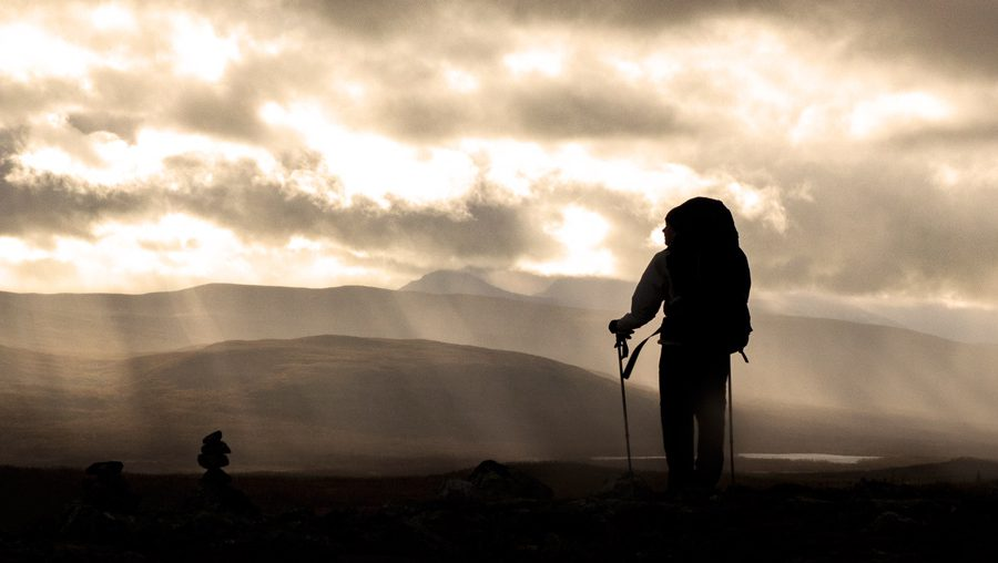 Abenteuer Lappland IV – Hüttenzauber auf dem Nordkalottleden