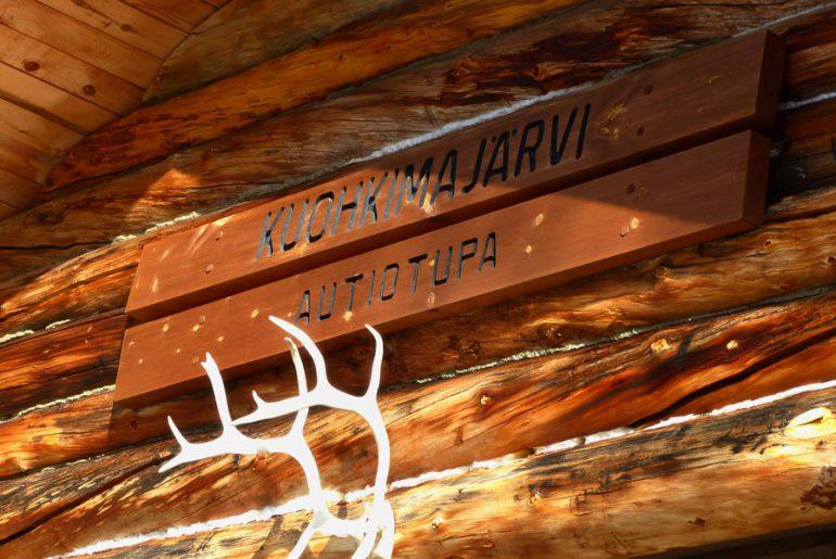 kuokhimajärvi-huette