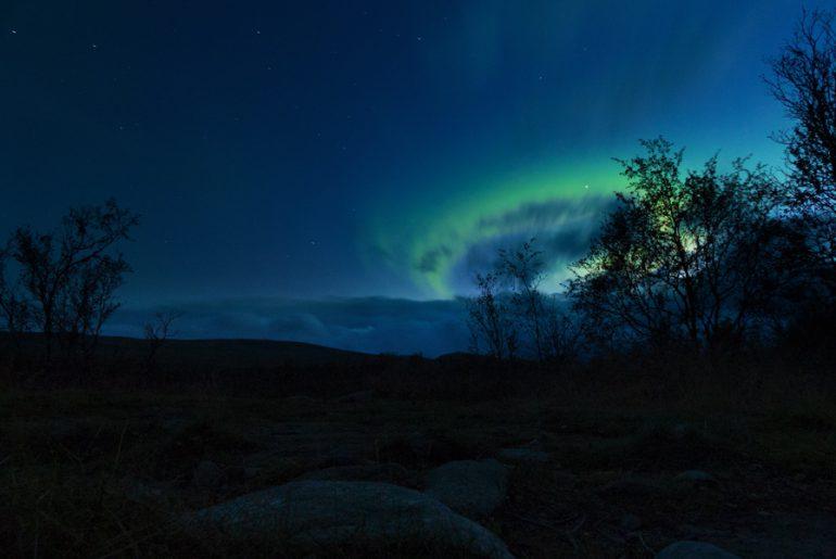 Polarlichter-nordkalottleden-skandinavien-aurora-wandern-trekking