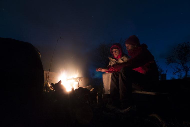 Abenteuer Lappland V – Lagerfeuerromantik